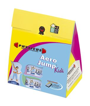 Imagem de Kit Aero Jump Kids (Camiseta + Vídeo)