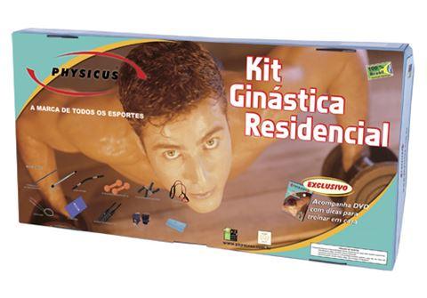 Imagem de Kit Ginástica Residencial