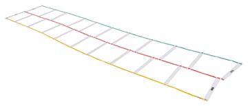 Imagem de Escada de Agilidade Regulável para Quadra - Dupla
