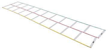 Imagem de Escada de Agilidade Fixa para Quadra - Dupla