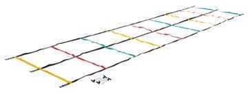 Imagem de Escada Dupla para Treinamento de Agilidade – 8 m