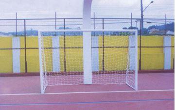 Imagem de Rede para Futsal – Fio 4mm Trançado