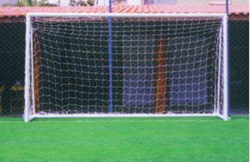Imagem de Rede para Futebol Society – Fio 2mm Trançado
