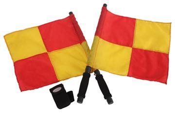 Imagem de Bandeirinhas Eletrônicas para Futebol de Campo