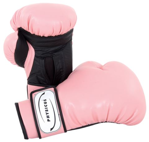be1b27a2fd Loja Virtual Physicus - Luva de Boxe Feminina