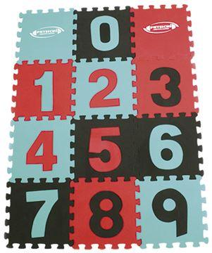 Imagem de Tapete Números