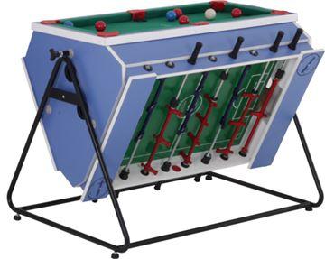 Imagem de Mesa 3 x 1 (Pebolim, Sinuca e Jogo de Botão)