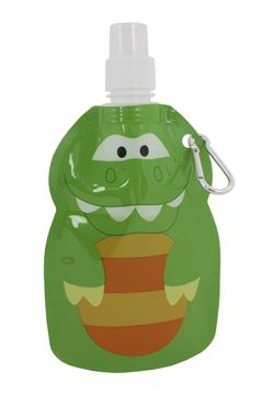 Imagem de Squeeze Maleável em Forma de Bichinho 1 - 200 ml