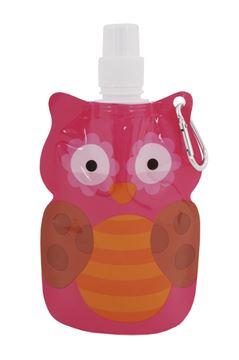 Imagem de Squeeze Maleável em Forma de Bichinho 5 - 200 ml