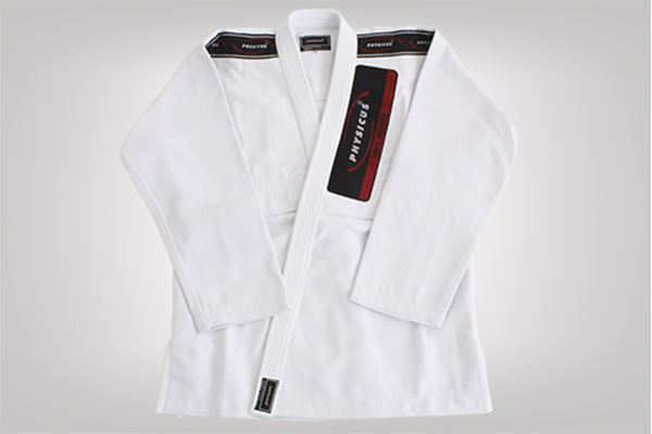 Imagem de Kimono Jiu-Jitsu Competição Adulto Branco – A3