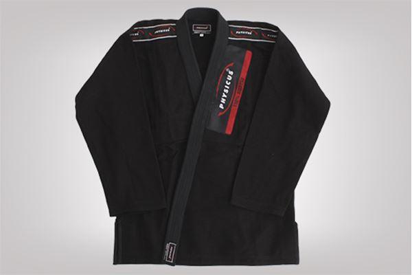 Imagem de Kimono Jiu-Jitsu Competição Adulto Preto – A3