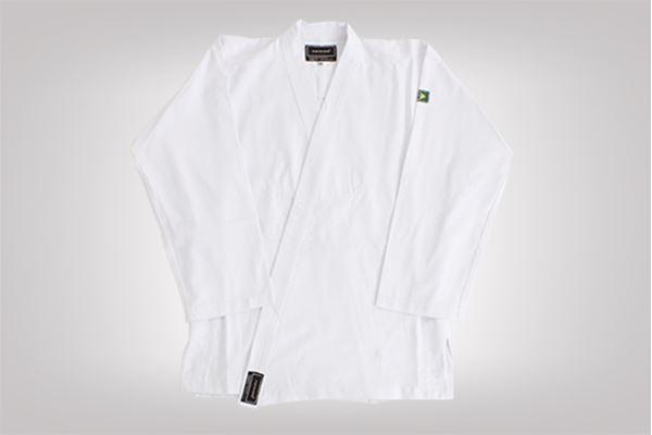 Imagem de Kimono Judô Combate Branco – M00
