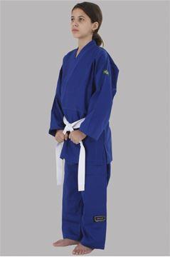 Imagem de Kimono Judô Combate Azul – M4