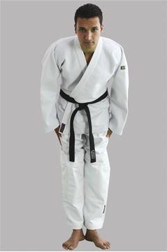 Imagem de Kimono Judô Competição Adulto Branco – A2