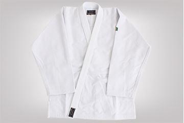 Imagem de Kimono Judô Competição Adulto Branco – A4