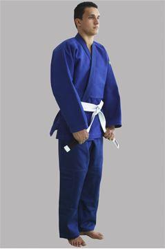 Imagem de Kimono Judô Competição Adulto Azul – A2