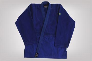 Imagem de Kimono Judô Competição Adulto Azul – A3