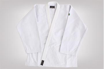 Imagem de Kimono Judô Profissional Adulto Branco – A3