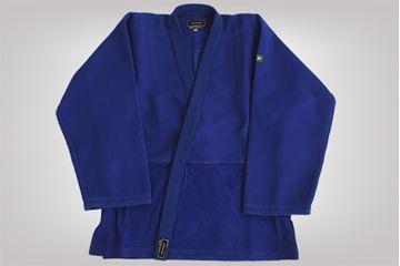 Imagem de Kimono Judô Profissional Adulto Azul – A1
