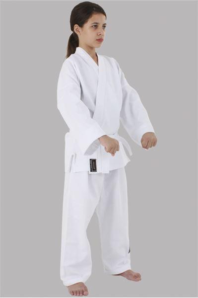 Imagem de Kimono Karatê Iniciante Branco – M4