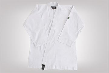 Imagem de Kimono Karatê Combate Branco – M2