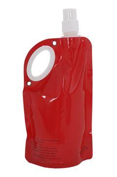 Imagem de Squeeze Maleável Vermelho – 750 ml