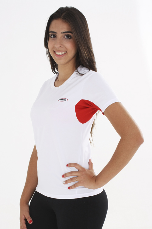 e959e3c0f7b5e Baby Look Feminina Modelo 3. Camiseta ...