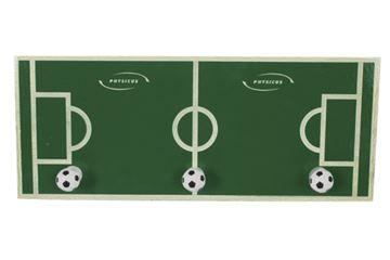 Imagem de Cabideiro Modelo Campo de Futebol