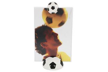 Imagem de Porta Retrato - Tipo Bola de Futebol