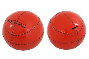 Imagem de Cofre em forma de Bola de Basquete