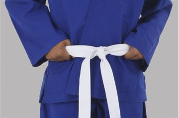 Imagem de Faixa Simples para Kimono Infantil – M1