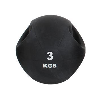 Imagem de Medicineball com Alça - 03 kg
