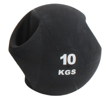 Imagem de Medicineball com Alça - 10 kg