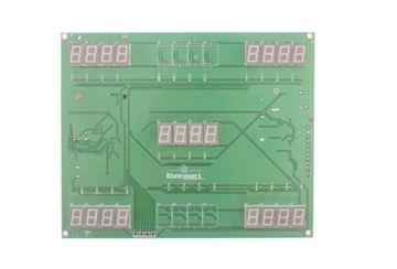Imagem de Placa Eletrônica Superior do Painel de Controle (LED) para Esteira PH 2500
