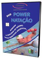 Imagem de DVD Power Natação