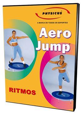 Imagem de CD para Aulas de Aero Jump