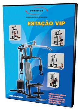 Imagem de DVD Estação VIP