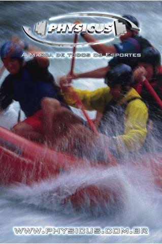 Imagem de Pôster 6 – Rafting