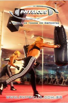 Imagem de Poster 12 – Boxe Feminino