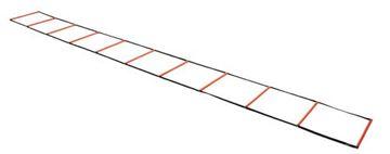 Imagem de Escada de Agilidade para Quadra Fixa em PVC