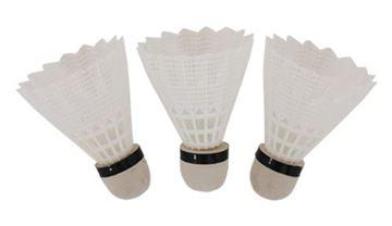 Imagem de Peteca Badminton – Tubo com 03 unidades