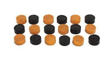 Imagem de Kit de Pedras Jogo de Trilha