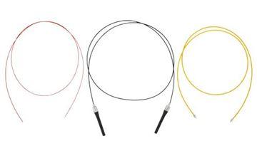 Imagem de Kit Pula Corda Profissional com 3 cabos e Manoplas