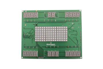 Imagem de Placa Eletrônica Superior do Painel de Controle (LED AZUL) para Esteira PH 3500