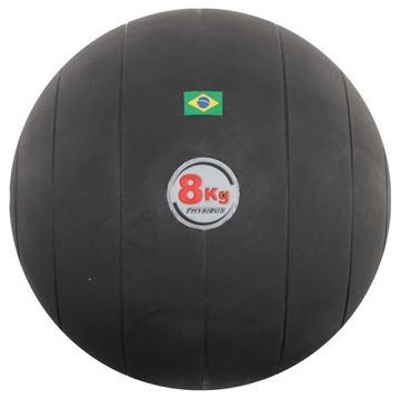 Imagem de Medicineball de Borracha 08 KG