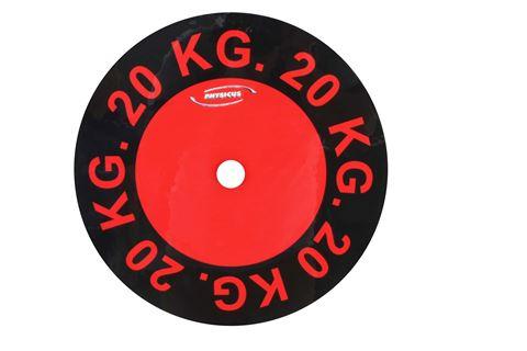 Imagem de Local Plate 20kg