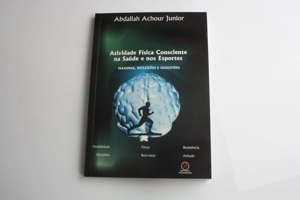 Imagem de Livro Atividade Física Consciente na Saúde e nos Esportes