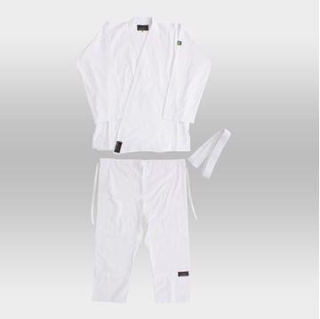 Imagem de Kimono Judô Combate Adulto Branco – A2