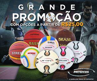 Imagem de categoria Promoção Bolas