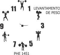 Imagem de Big Watch Sports Levantamento de Peso